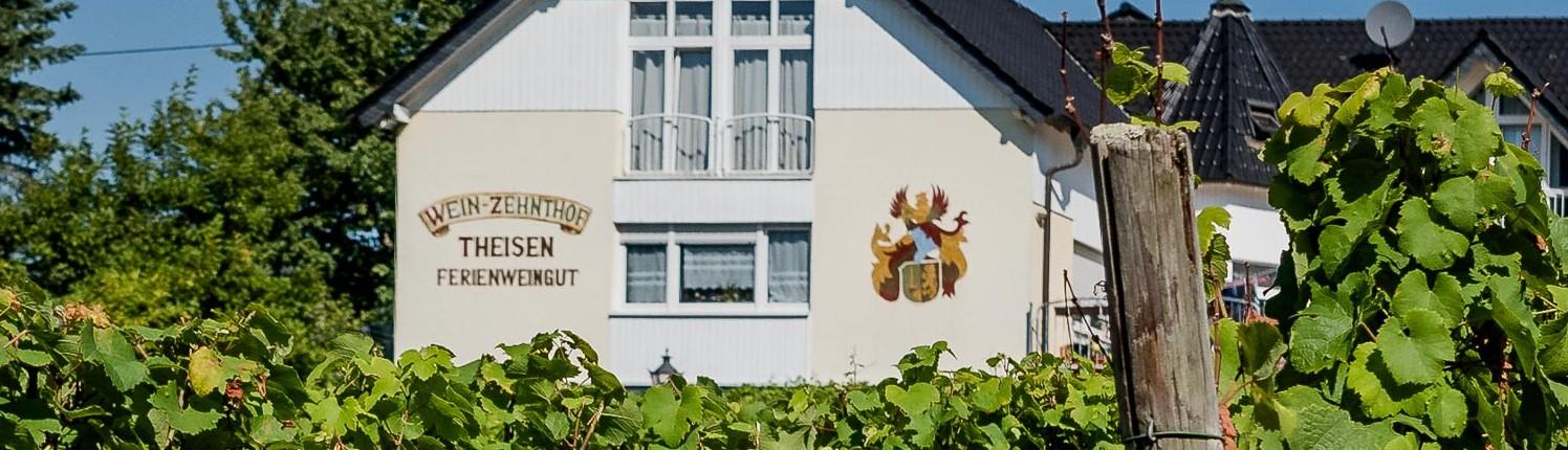 Weingut Ferienweingut Zehnthof Theisen