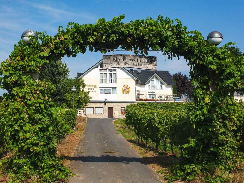 Weingut Ferienweingut Zehthof Theisen